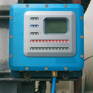 Loading Rack Electronics-Overfill Prevention and Ground Verification Controller
