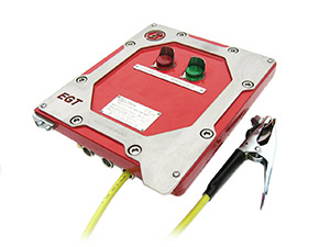 Electronic Ground Verification Controller Loading Arm