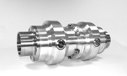 Cryogenic Industrial Breakaway Coupling