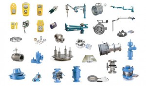 Spares Parts for BTE, Continental Disc Corp (CDC), Groth, KLAW and OPW