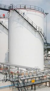 Removal of Odorous Gasses from Vapour Streams, Hydrocarbons, H2S and mercaptanes odour removal process
