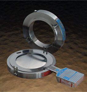 rupture disc Flat Seat holder