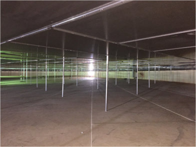 Tank Internal Floating Roof-Full Contact Type