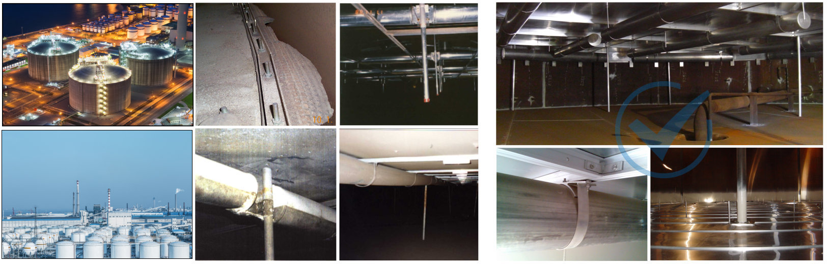 Internal Floating Roofs Inspection, Maintenance and Repair in accordance with EEMUA PUBLICATION 159