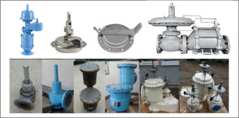 Breather Valves & Emergency Relief Valves Service & Inspection