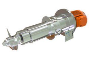 Tank Special Agitators-Mixers various liquid viscosities 2