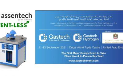 Visit Assentech (Stand S3A25) at Gastech Exhibition & Conference Dubai